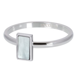 Ixxxi - White Shell Stone R04212