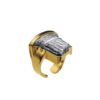 Motyle - Marble Clouds Ring MCGA5006
