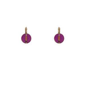 Satellite Paris - Hawai Earrings 01DOR