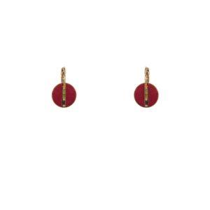 Satellite Paris - Hawai Earrings 01DOVR