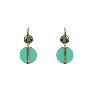 Satellite Paris - Hawai Earrings 02DOT