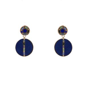 Satellite Paris - Hawai Earrings 02TPB