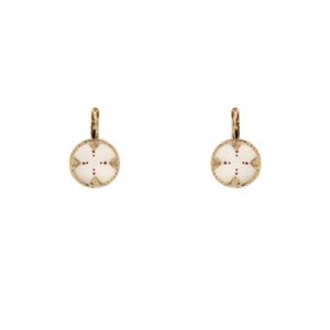 Satellite Paris - Timor Earrings 01DOR