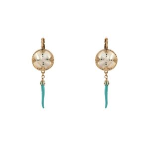 Satellite Paris - Timor Earrings 03DOT