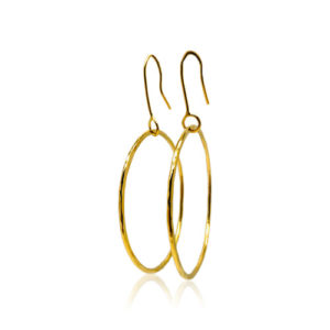 Zaz - Earrings Gold 05