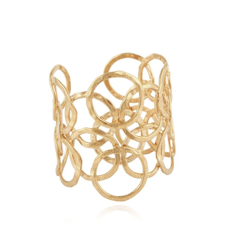 Gas Bijoux - Olympie Bracelet Gold