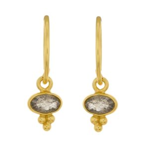 Muja Juma - Earrings Gipsy 1366GB2