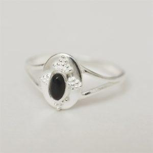 Muja Juma - Ring Black Zirconia 4075SB0