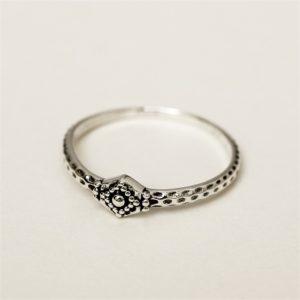 Muja Juma - Ring Silver 4054SB