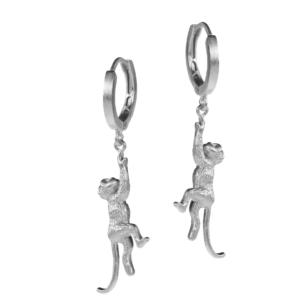 By Lauren Amsterdam - Hanging Around Hoops Silver