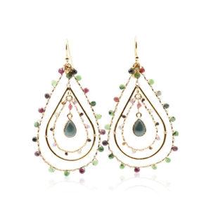 Gas Bijoux - Orphee Earrings Multi