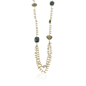 Gas Bijoux - Pondicher Long Necklace 2