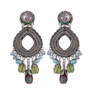 Ayala Bar - Hip Earrings H1446