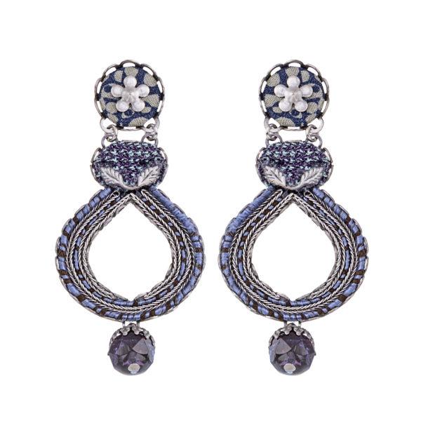 Ayala Bar - Hip Earrings H1460