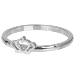 Ixxxi - Glamour Crown Silver R05808