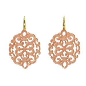 Miccys - Ahlan Blush Petite Earrings