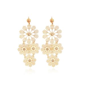 Gas Bijoux - Neige Mini Gold