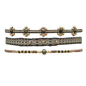 LeJu London - Bracelet Set MP09 AW20