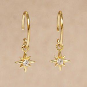 Muja Juma - Earrings Zirkonia 1457GB1