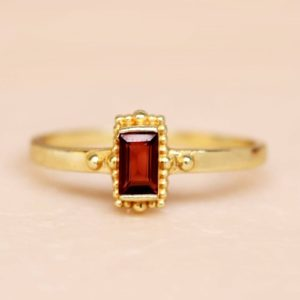 Muja Juma - Ring Garnet 4153GB8