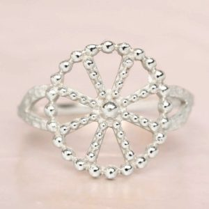 Muja Juma - Ring Silver Wheel 4169SB
