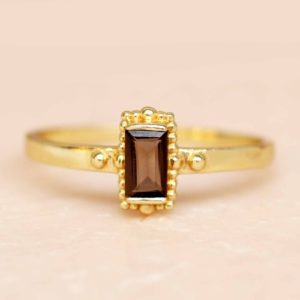 Muja Juma - Ring Smokey Quartz 4153GB3