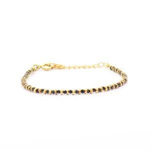 Une a Une - Bracelet Jaipur Black BRSJB 2