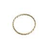 Yilz & Gems - 14kt Golden Ring Turning 2