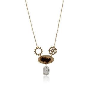 Yilz & Gems - Timeless Necklace square p