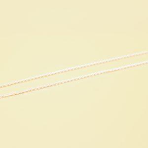 Coby van den Bor - Fine Necklace Silver