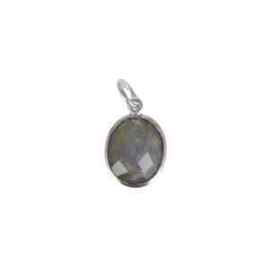 Coby van den Bor - Necklace Pendant Labradorite pg10