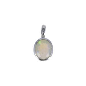 Coby van den Bor - Necklace Pendant Opal 787