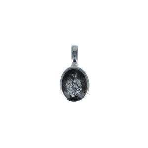 Coby van den Bor - Necklace Pendant Rutile Quartz 781A