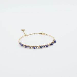 Zag Bijoux - Bracelet Lapis Lazuli