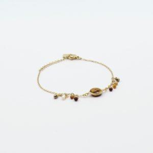 Zag Bijoux - Bracelet Tigereye 2