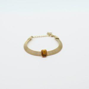 Zag Bijoux - Bracelet Tigereye 3