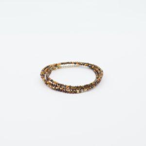 Zag Bijoux - Bracelet Tigereye