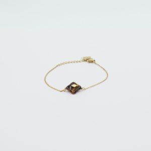 Zag Bijoux - Bracelet Tigereye 4