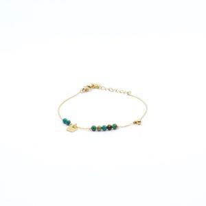 Zag Bijoux - Bracelet Turquoise Stone 3