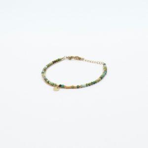 Zag Bijoux - Bracelet Turquoise Stones