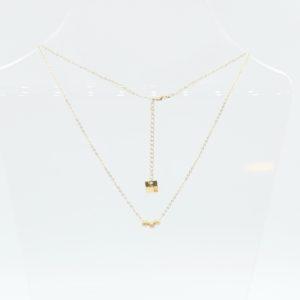Zag Bijoux - Necklace 3 Balls