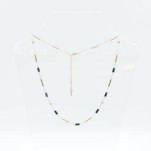 Zag Bijoux - Necklace Apatite Rolls