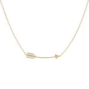 Zag Bijoux - Necklace Arrow