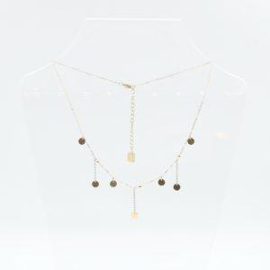 Zag Bijoux - Necklace Hanging Balls