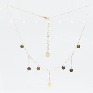 Zag Bijoux - Necklace Hanging Balls tot