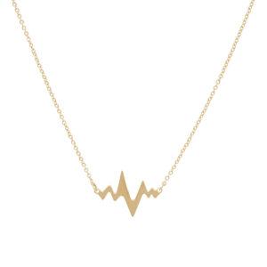 Zag Bijoux - Necklace Heartbeat