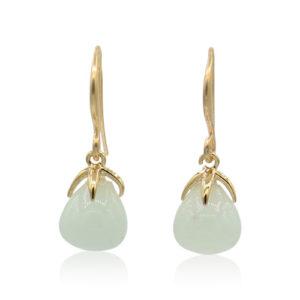 Callysta's Findings - Earrings Amazonite 1