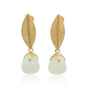 Callysta's Findings - Earrings Amazonite 2