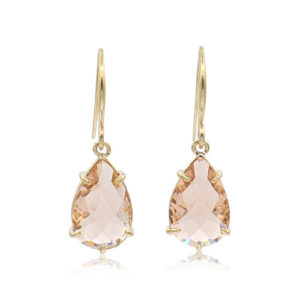 Callysta's Findings - Earrings Champagne