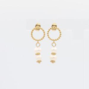 ZAG Bijoux - Earrings Pearls